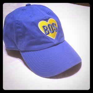 "🧢❤""Boston Love"" Strapped Hat"